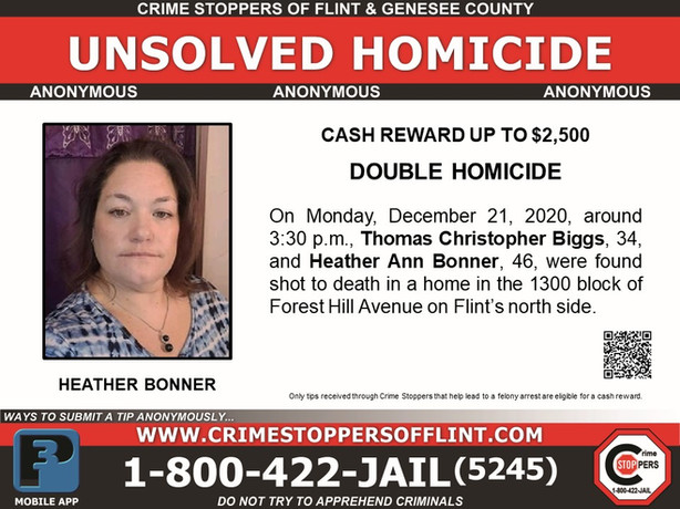 Double - Thomas Biggs, Heather Bonner