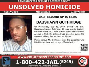 Daushawn Guthridge