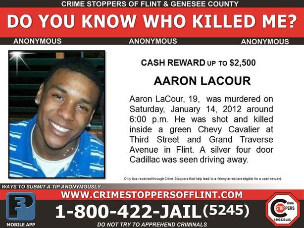Aaron LaCour