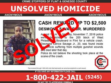 Desmond Savage Jr.