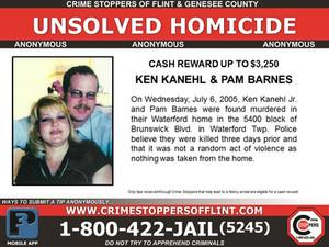 Double - Kenneth Kanehl & Pamela Barnes