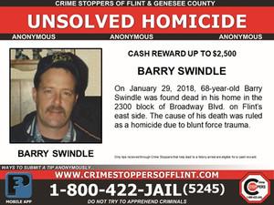 Barry Swindle