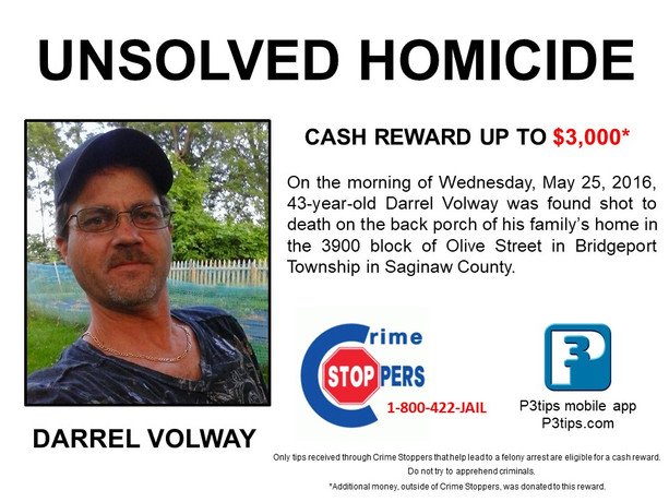 Darrel Volway - Homicide - Enhanced Rewa