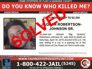 Jaquan Robertson-Johnson Sr.