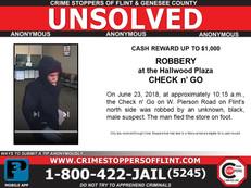 Check n Go Robbery