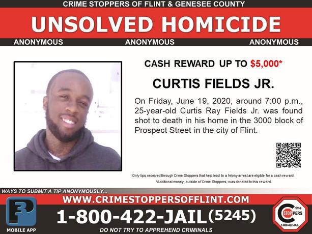 Curtis Fields Jr.
