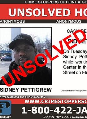 UNSOLVED - Sidney Pettigrew - Homicide.j