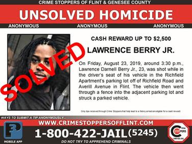 Lawrence Berry Jr.