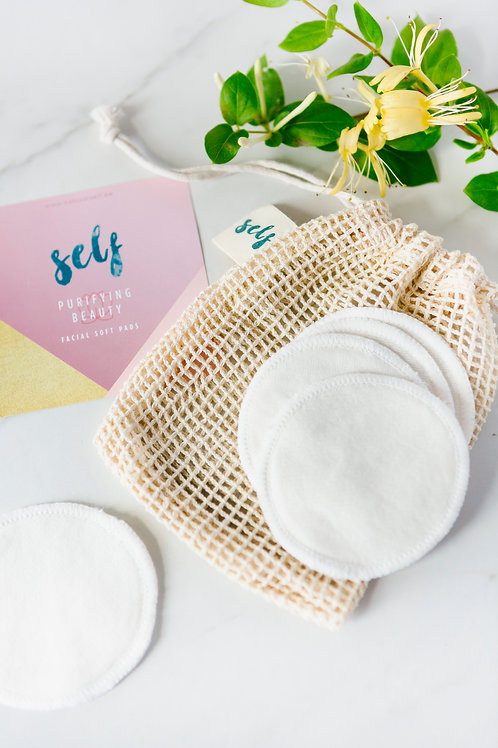 Purifying Beauty Makeup Pads