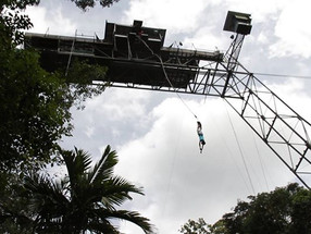 Bungy Jumping? Scary & Thrilling