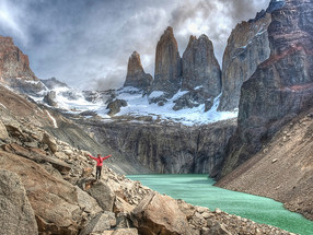 Are you a hiker? Try Torres Del Paine in Chile!