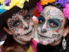 What is Mexico's Day of the Dead? Why so many souvenir skulls everywhere?