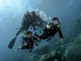 Scuba-diving Round 2!