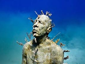 Cacun Underwater Museum MUSA