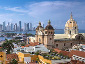 The Magic City of Cartagena & The Terrible Service of Baru