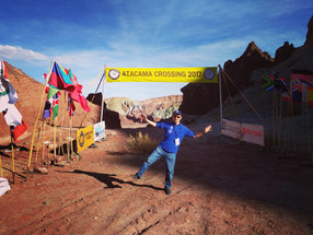 A Volunteer's Perspective: What is the 4 Deserts Race?