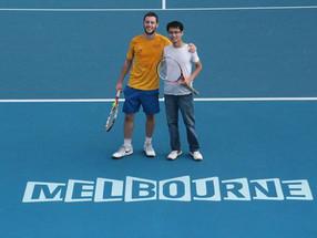 Australian Open: The Happy Slam