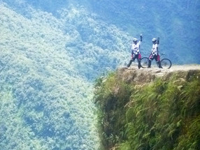 Yungas Road: The Death Road