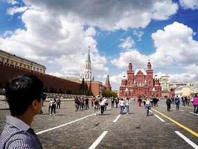 Quick Guide to Moscow