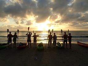 Cow Bay Beach: Sunrise beauty