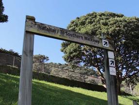 Wellington and end of Australia :(