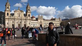 Capital of Colombia - Bogota