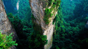 ZhangJiaJie - An Unreal View