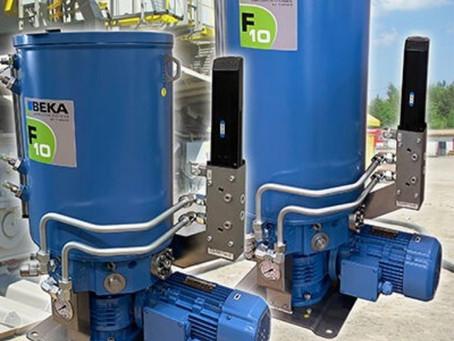 구리스펌프 이관식시스템