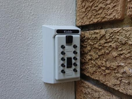 A key safe keeps your keys safe