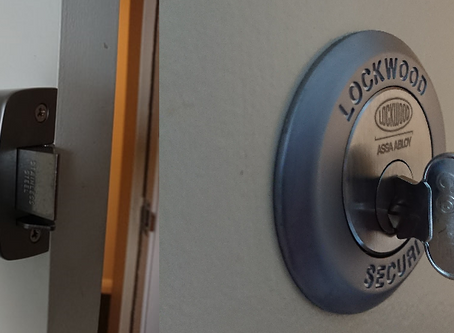 Update Your Security with a 001 Deadlatch