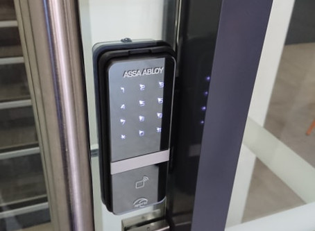 Proto-type Lock Install