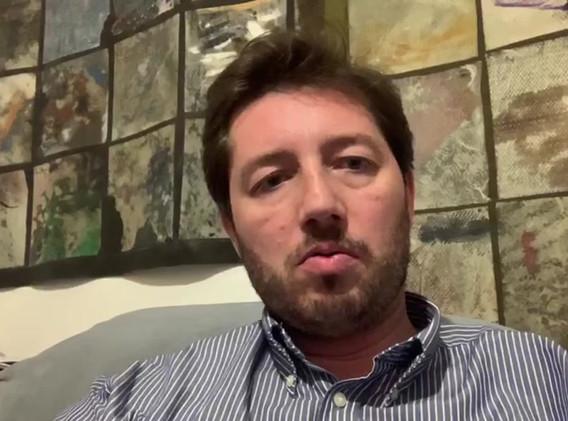 "Christian Flores, Mostra ""I senza nome"", Marinacci, Fabriano - GTM 2020"