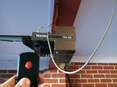 Garage Remote Programming