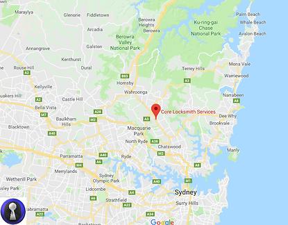 Locksmith Local North Shore Sydney NSW