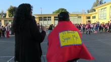 San Francisco's El Dorado Elementary uses trauma-informed & restorative practices; suspensions d