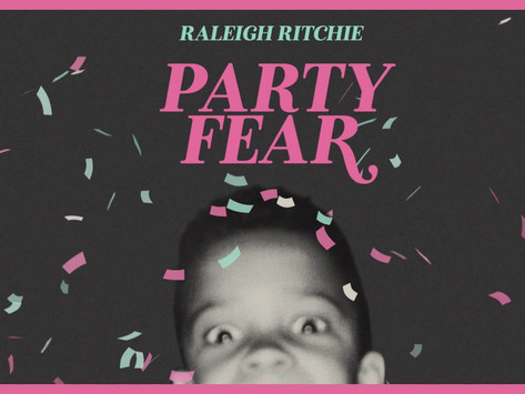 """Raleigh Ritchie Provides Laid Back Vibes with New Track """"Party Fear"""""""