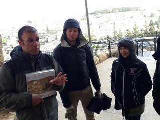 In Depth in Jerusalem