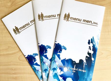 Our Brochure vs. a Catalog
