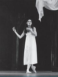 Veronica Tennant