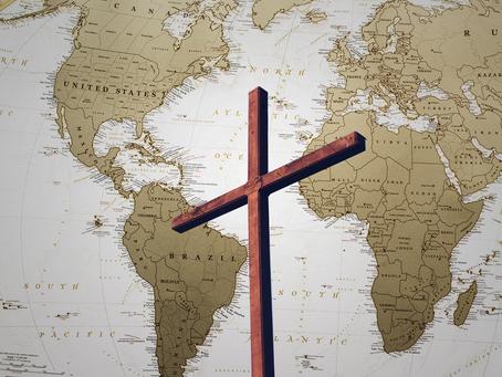 ¡No estamos en el mundo sin un Salvador!