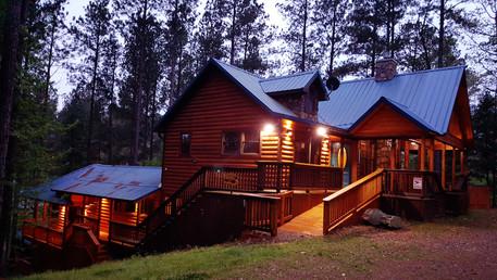 Broken Bow Adventures Luxury Cabins Rentals In Ok Hilltop