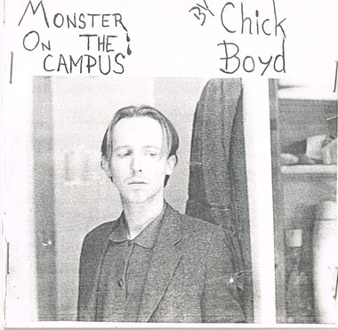 COVER-Monster on the Campus-Chick Boyd-.