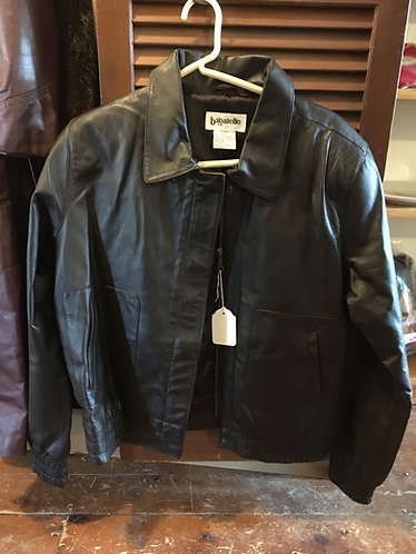 Bagatelli leather jacket