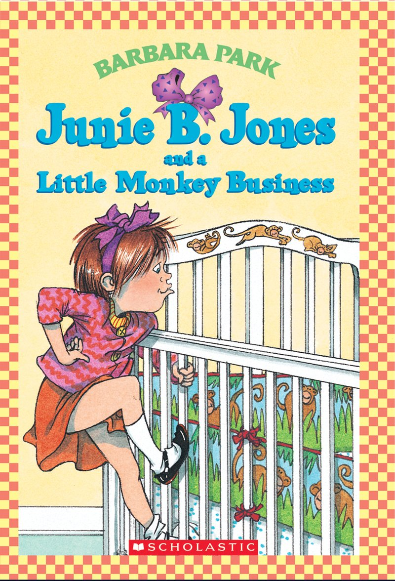 Junie B Jones and a Little Monkey...