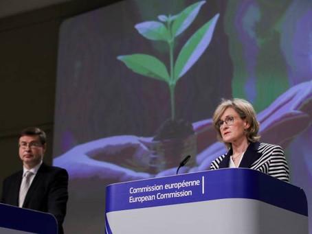 União Europeia cria lei histórica de mudanças climáticas