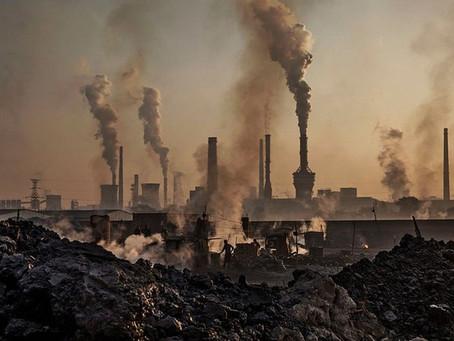 Após queda histórica em 2020, emissões de CO2 voltam a subir rapidamente