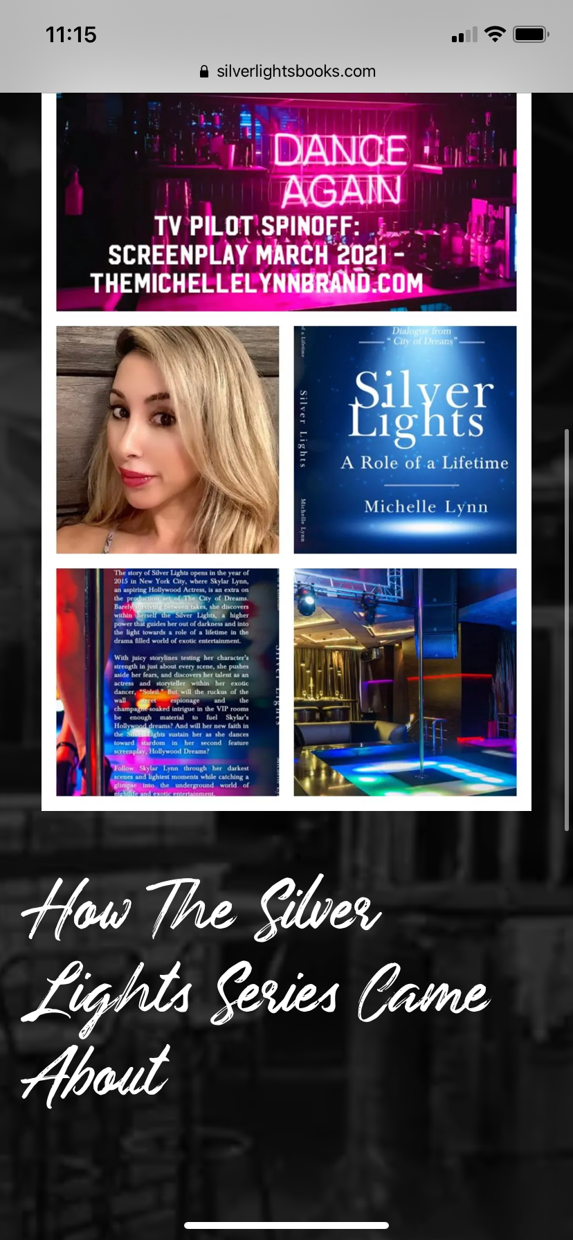 Silver Lights Books Series