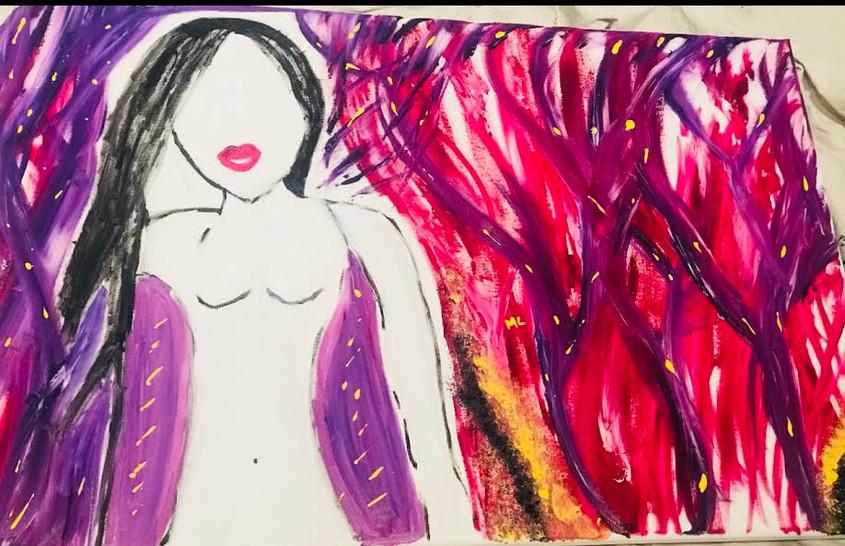 Original Art by Michelle Lynn