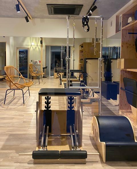 Pilates Studio DEP倉吉店(本店)内観③.JPG