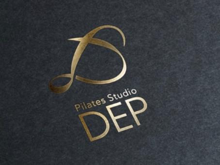 ピラティススタジオDEPのロゴに秘めたれた意味